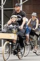 naomi watts family bike all week in new york city 06