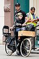 naomi watts family bike all week in new york city 10