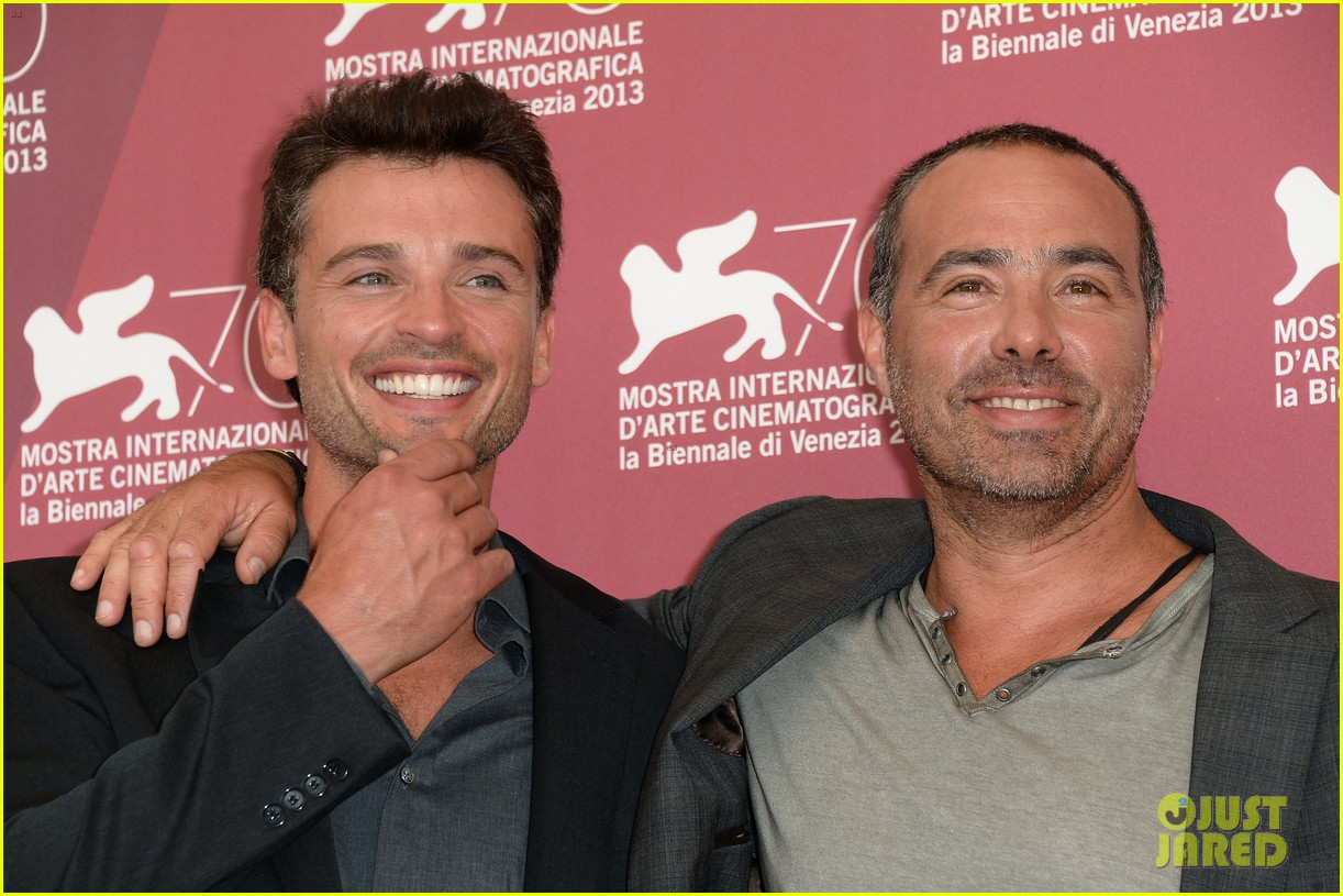 tom welling parkland photo call at venice film festival 132941611