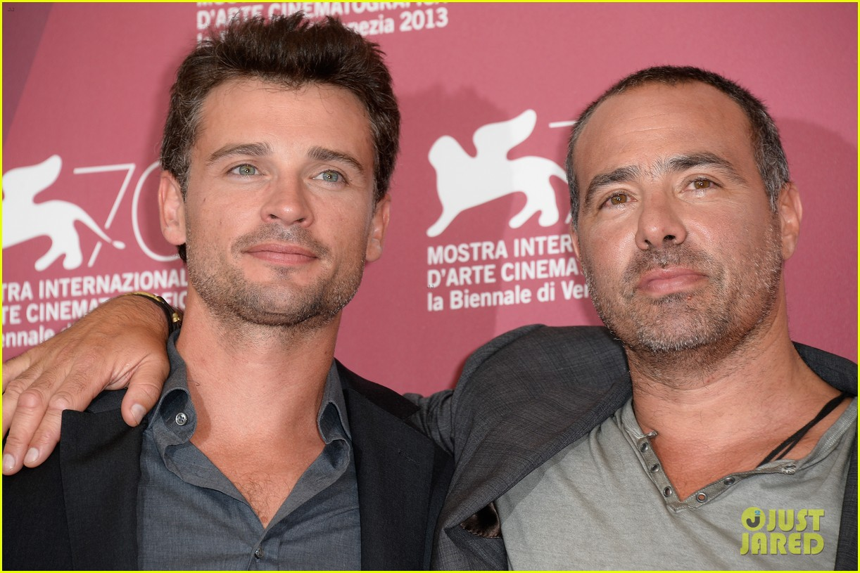 tom welling parkland photo call at venice film festival 152941613