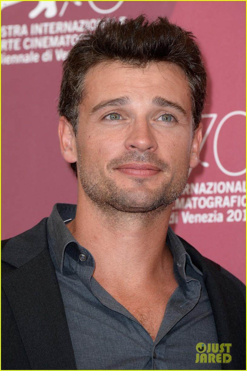 tom welling parkland photo call at venice film festival 16