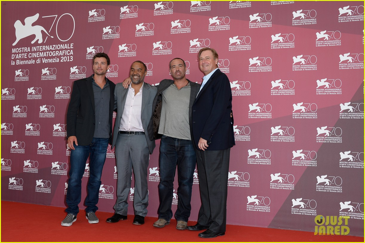tom welling parkland photo call at venice film festival 20