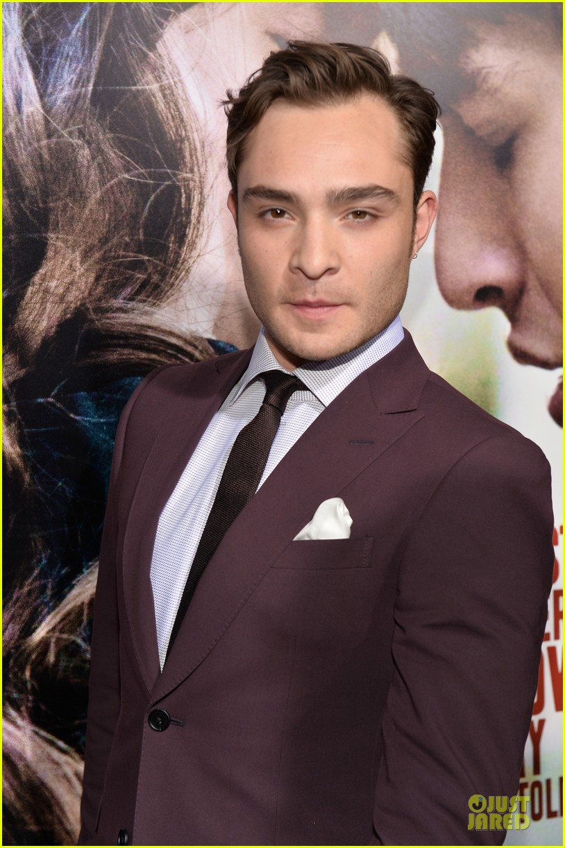 ed westwick romeo juliet hollywood premiere 022959555