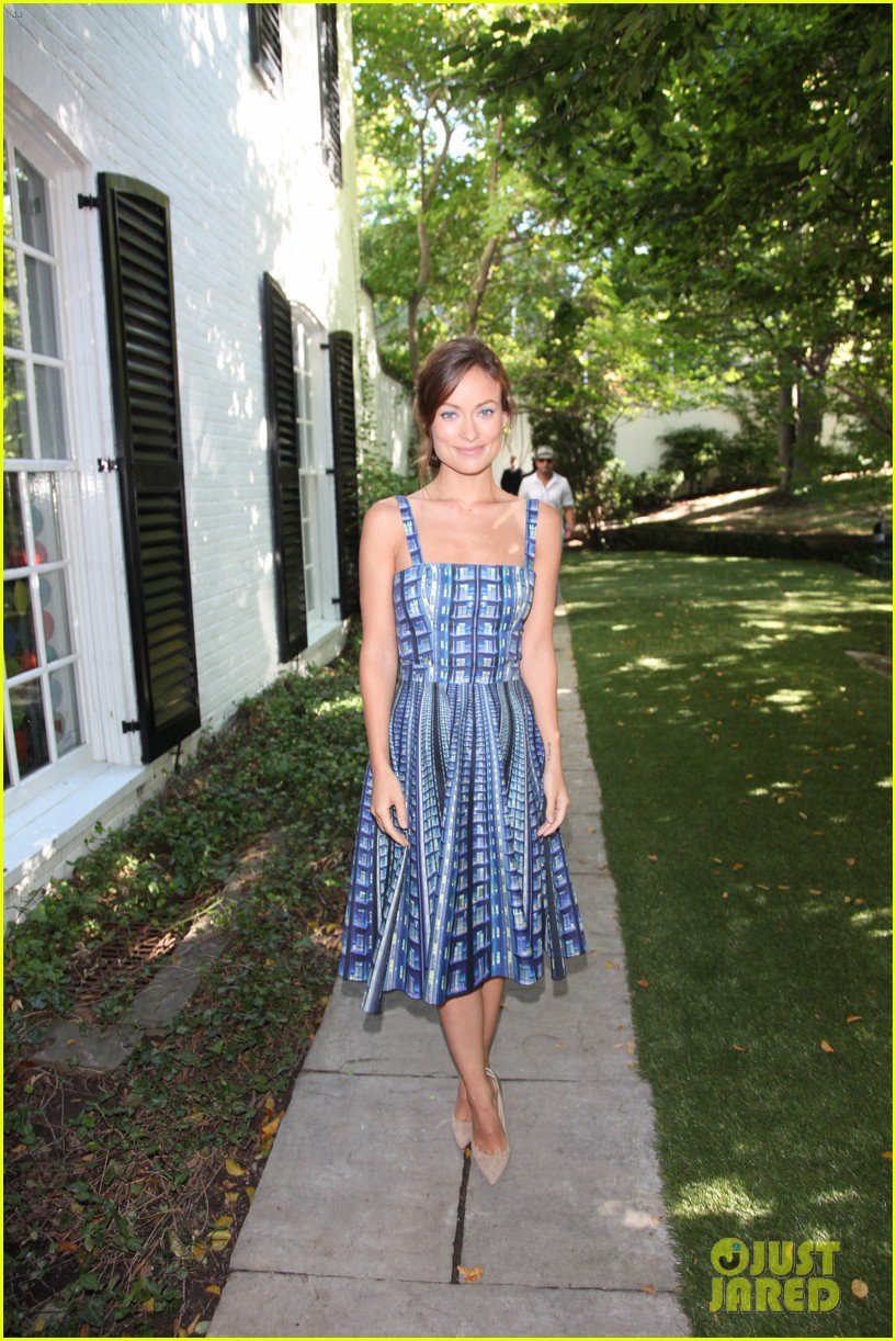 olivia wilde jason sudeikis artists for peace tiff lunch 012947703