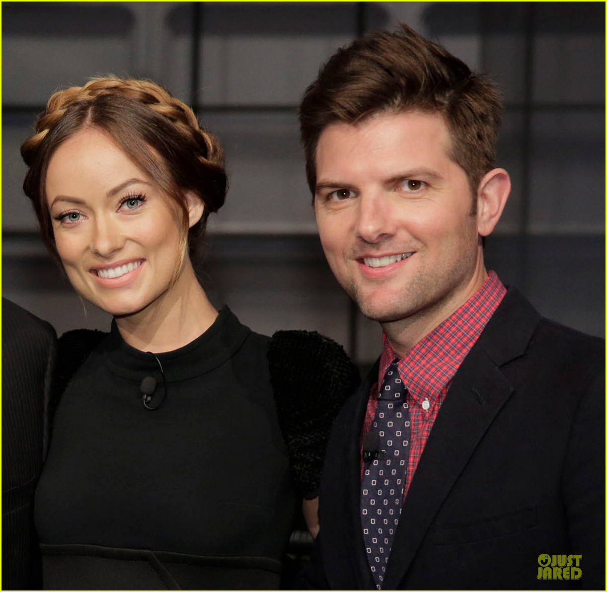 olivia wilde cher lloyd tonight show with jay leno guests 042959466