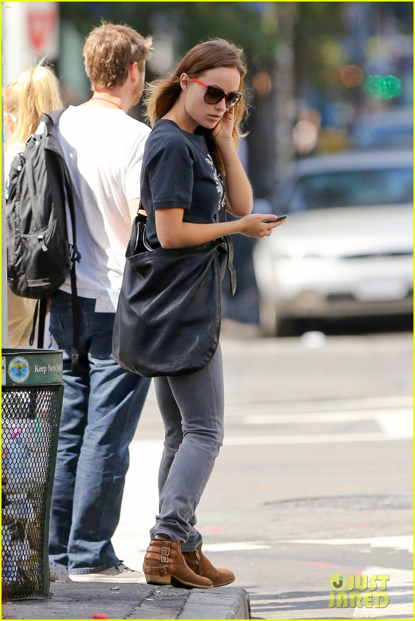 olivia wilde east village outing 102962968