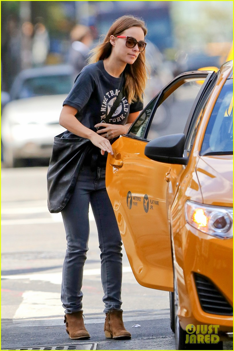 olivia wilde east village outing 132962971
