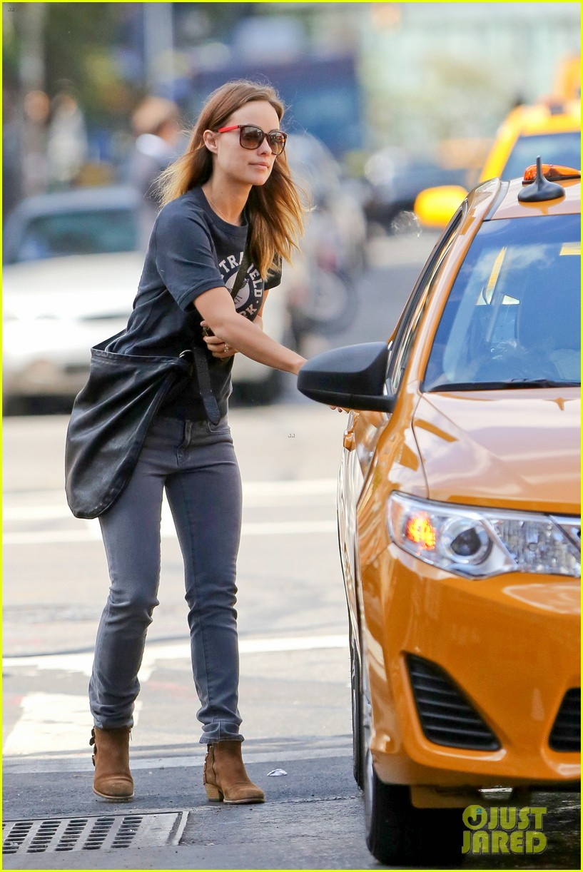 olivia wilde east village outing 142962972