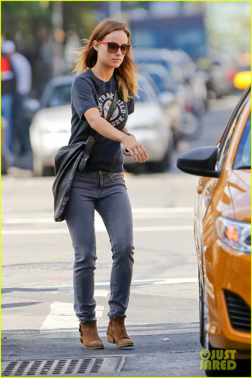olivia wilde east village outing 162962974