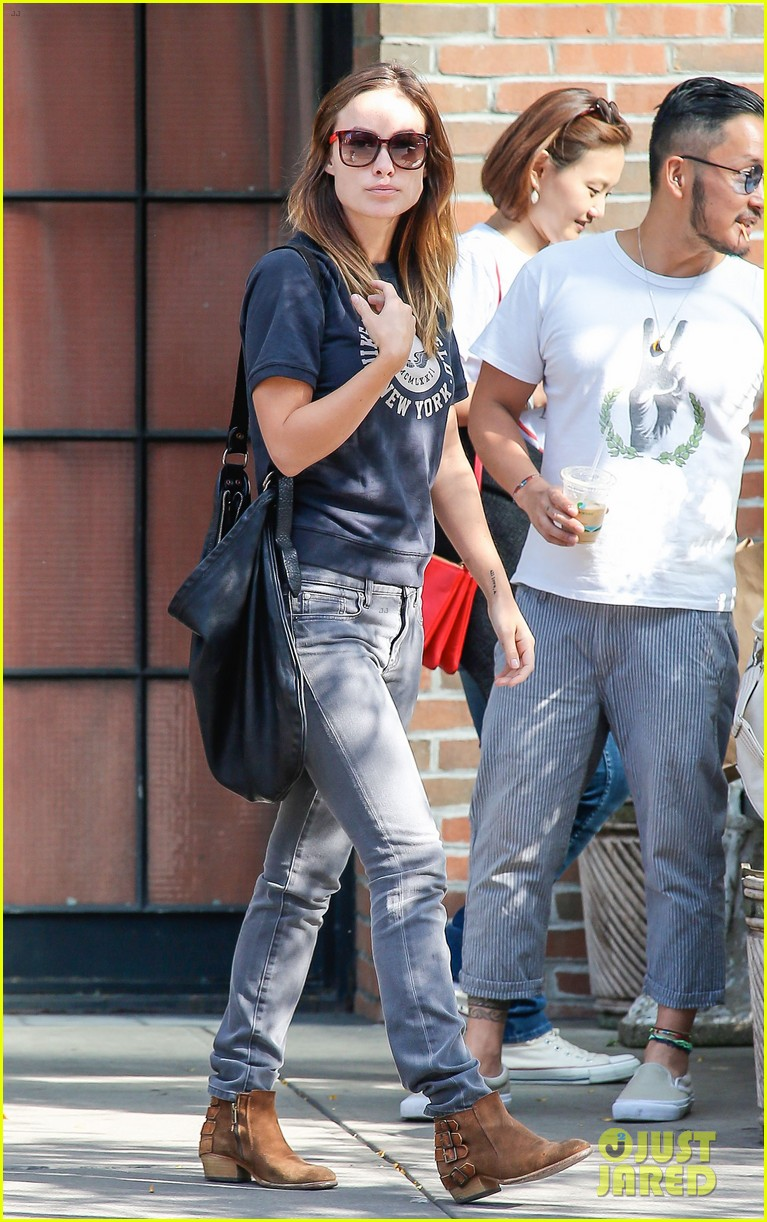 olivia wilde east village outing 23