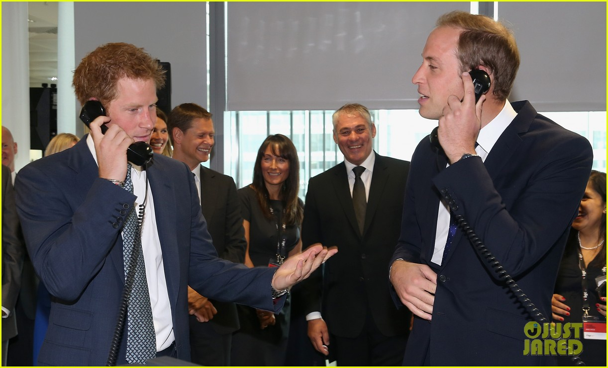 prince william prince harry help broker billion dollar deal during 911 fundraiser 062950054