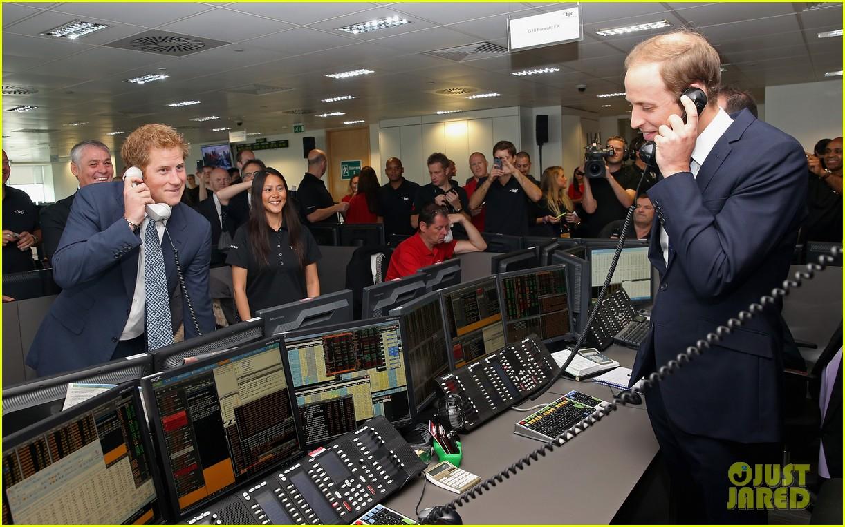 prince william prince harry help broker billion dollar deal during 911 fundraiser 172950065