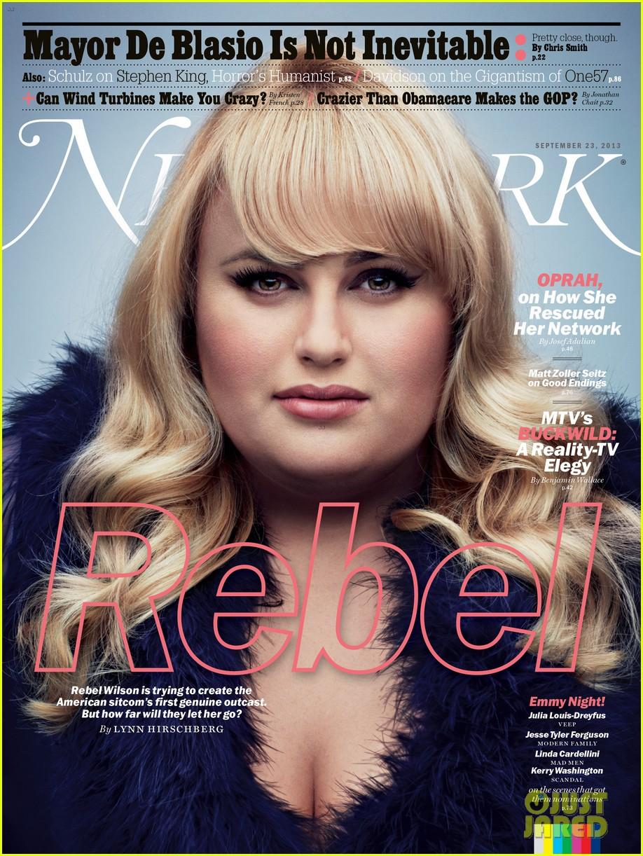 rebel wilson covers new york magazine for super fun night 012953559