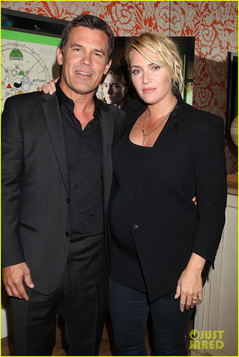 kate winslet josh brolin labor day new york screening 052949335