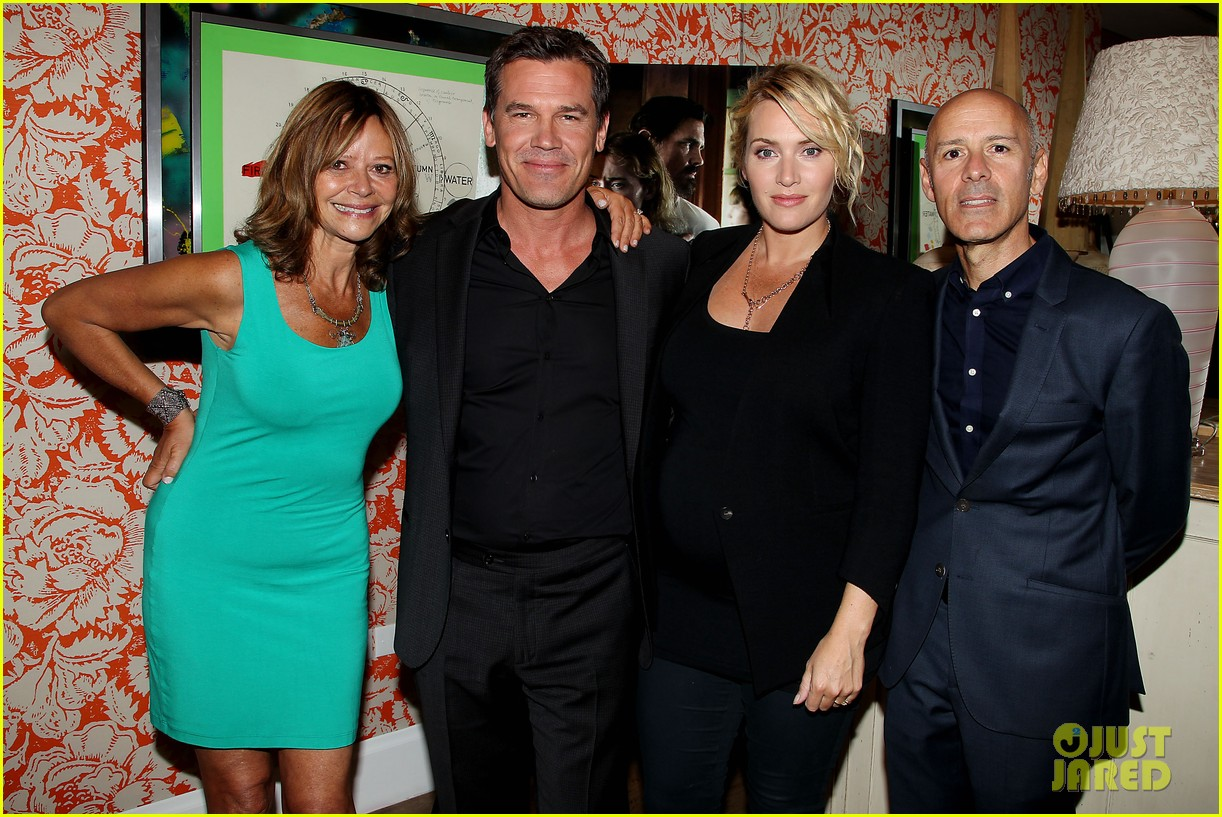 kate winslet josh brolin labor day new york screening 122949342