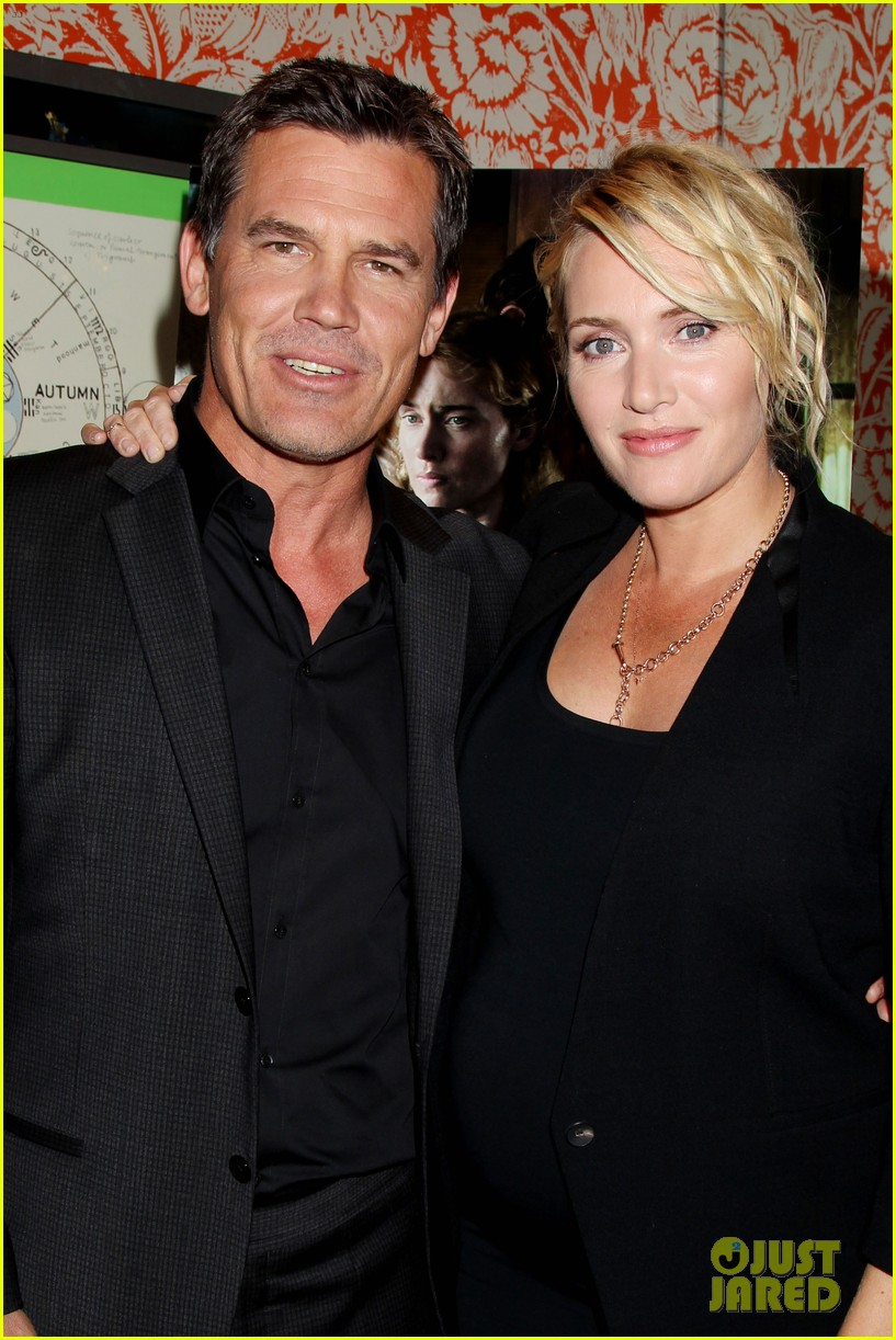 kate winslet josh brolin labor day new york screening 162949346