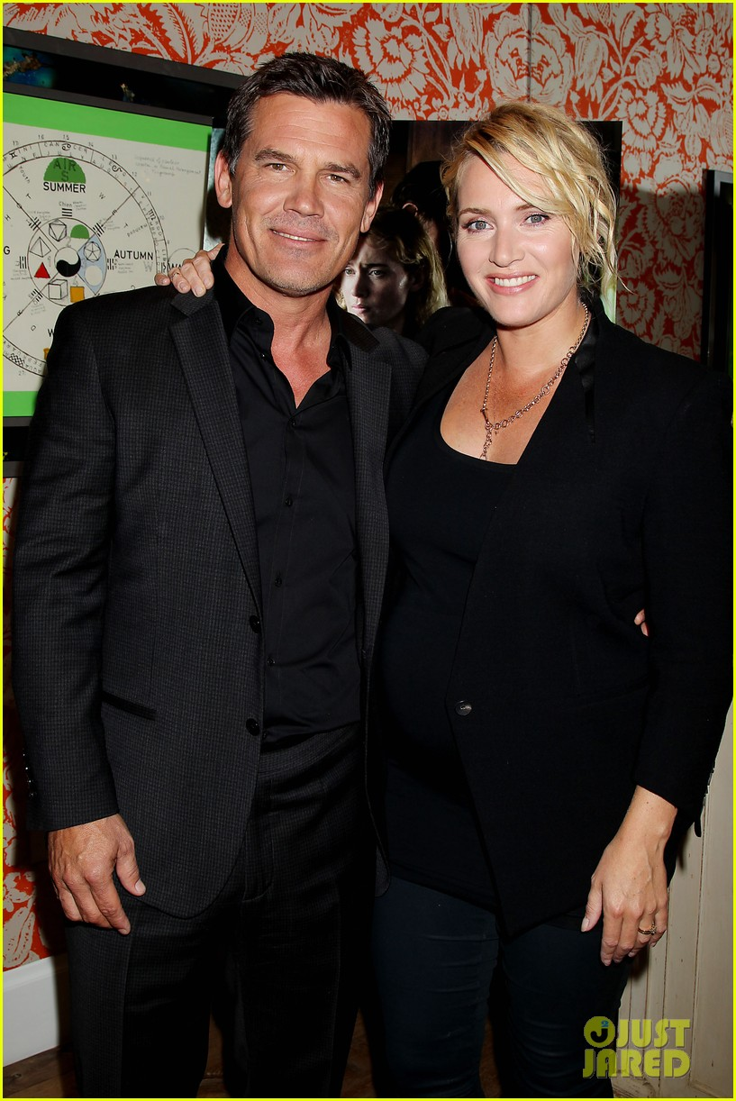 kate winslet josh brolin labor day new york screening 172949347