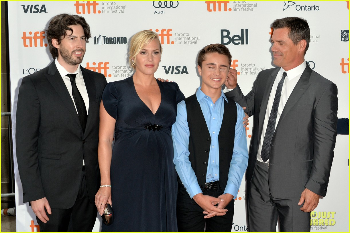 kate winslet josh brolin labor day tiff premiere 212946206