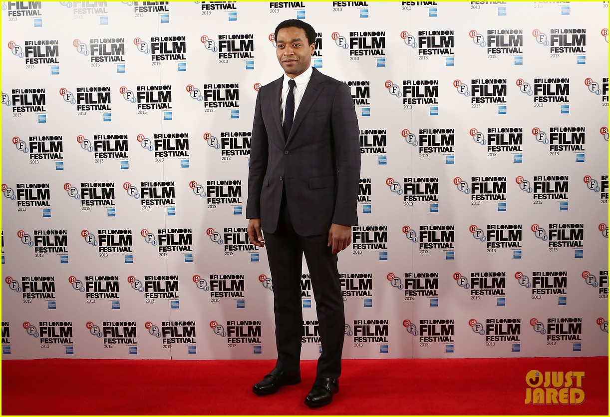 chiwetel ejiofor 12 years a slave bfi photo call 012974455