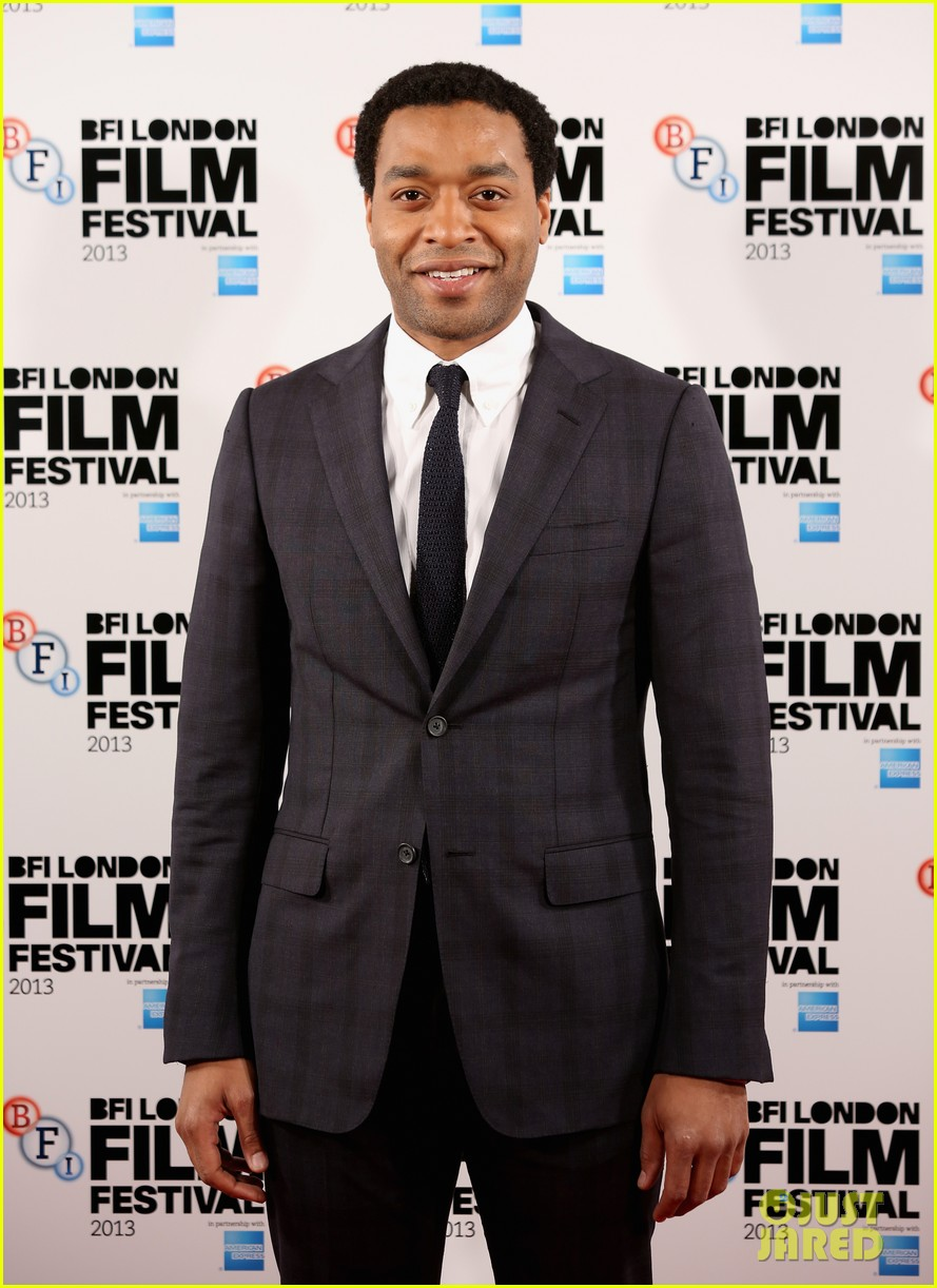chiwetel ejiofor 12 years a slave bfi photo call 032974457
