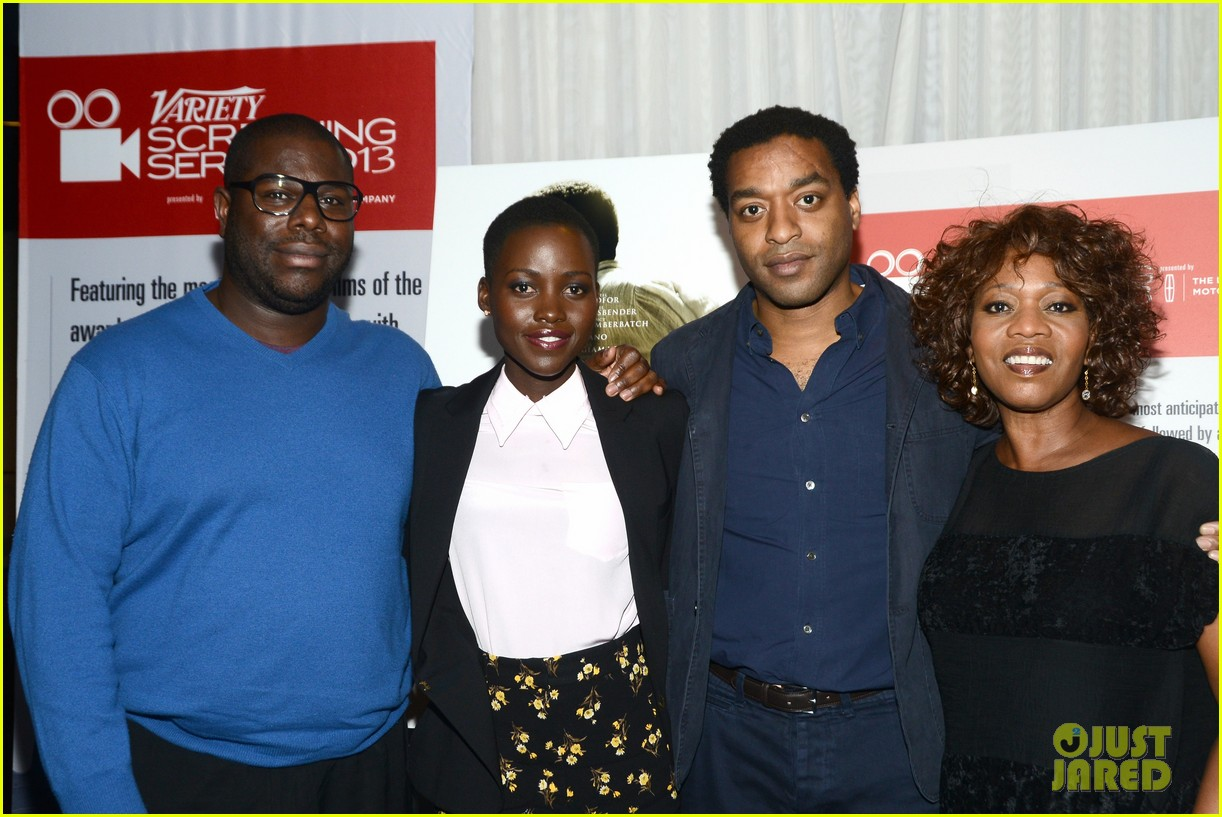 chiwetel ejiofor 12 years a slave bfi photo call 052974459