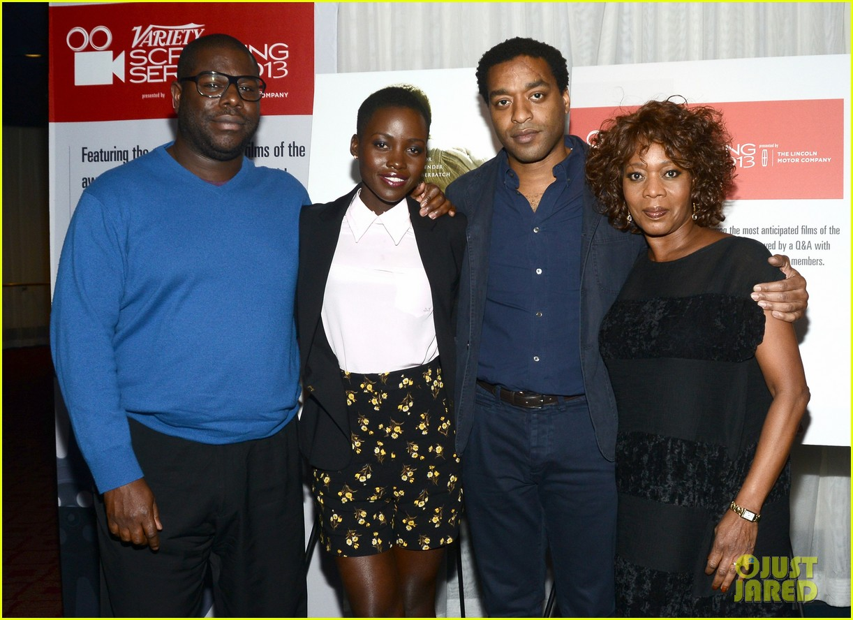 chiwetel ejiofor 12 years a slave bfi photo call 09