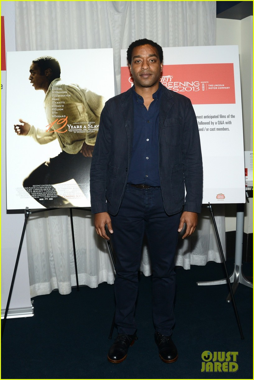 chiwetel ejiofor 12 years a slave bfi photo call 112974465