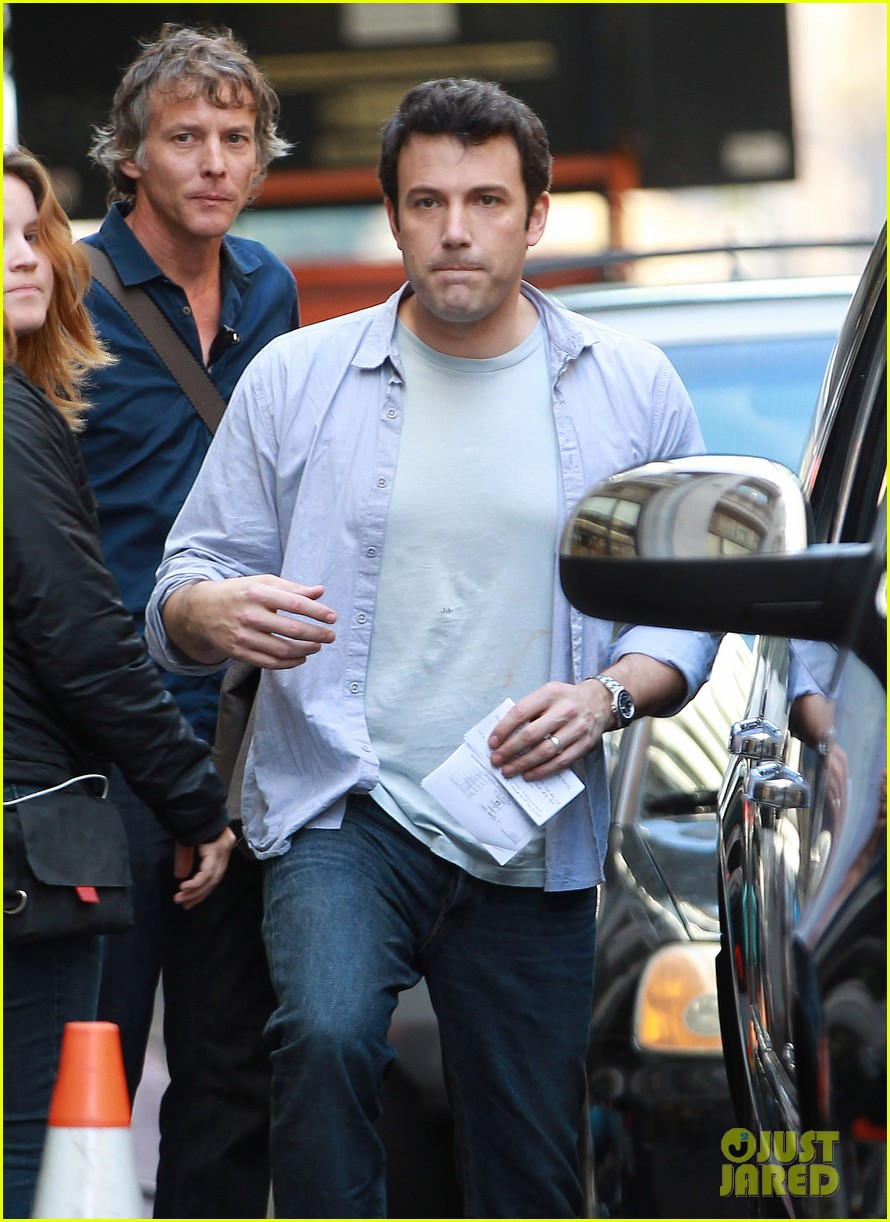 ben affleck pushed jennifer garner to do dallas buyers club 122983452