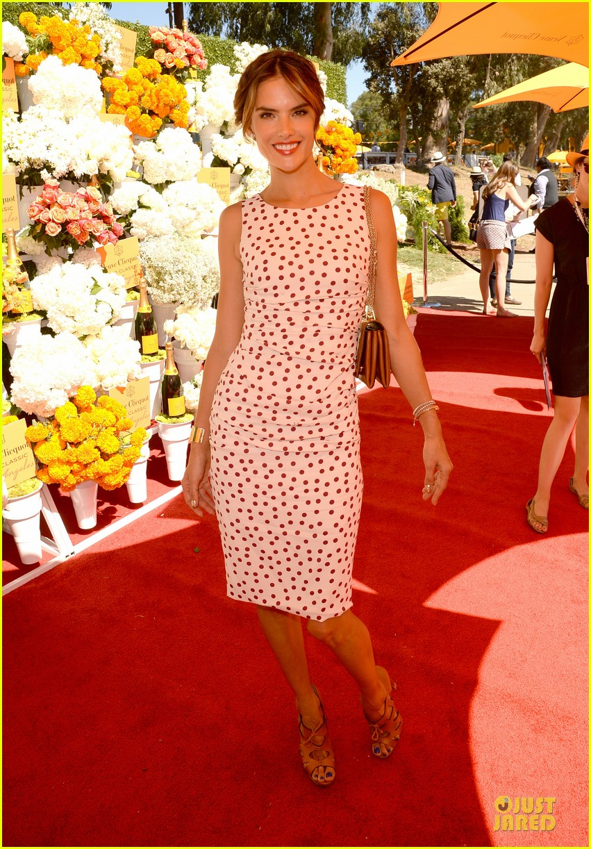 dianna agron nick mathers veuve clicquot polo classic 2013 082966953