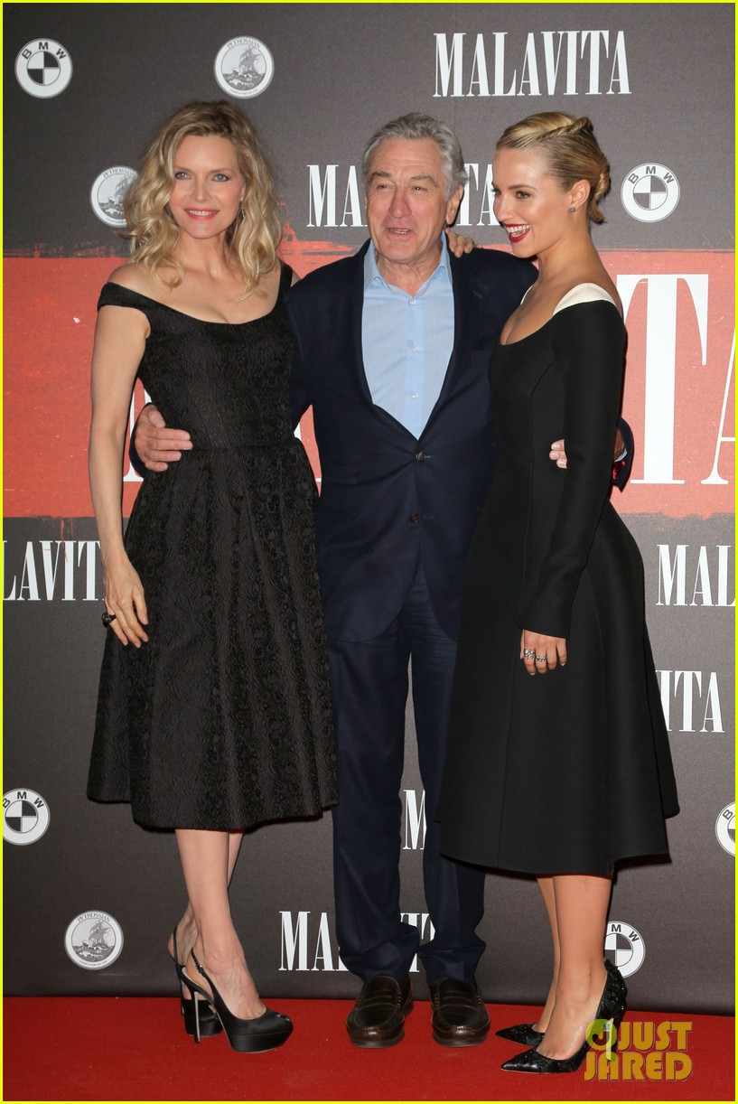 dianna agron promotes the family in paris 012973325