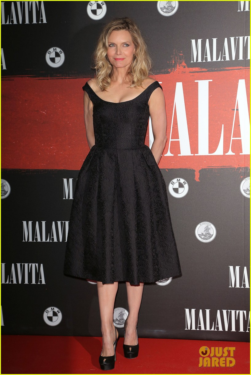 dianna agron promotes the family in paris 092973333