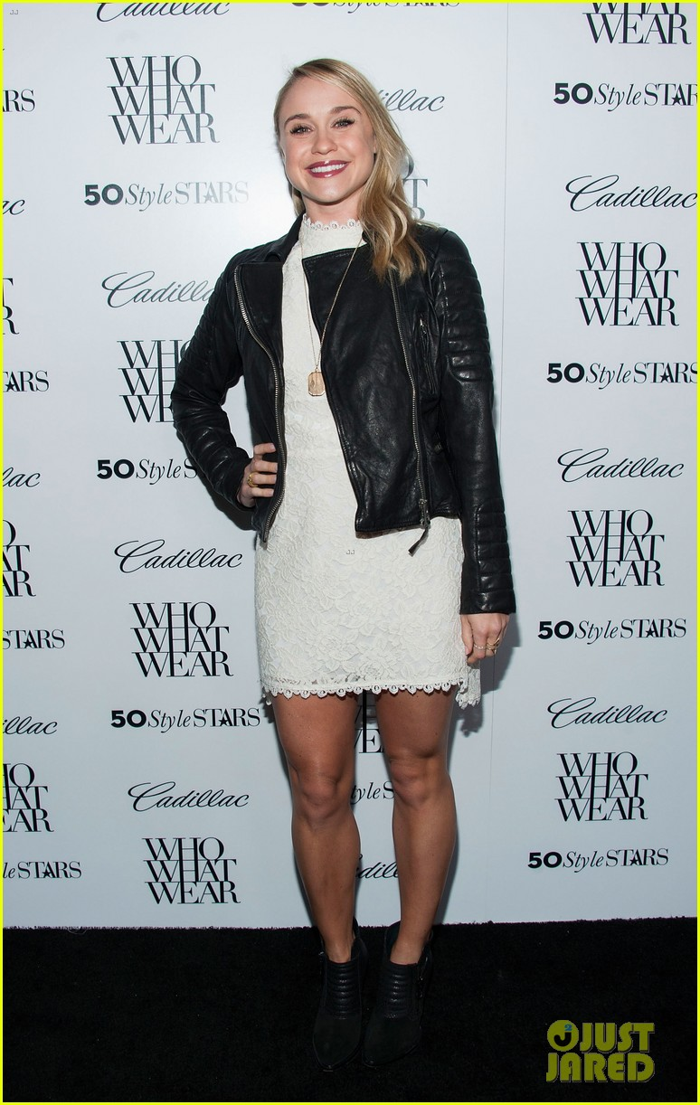jessica alba nicole richie cadillacs 50 most fashionable women of 2013 092978965