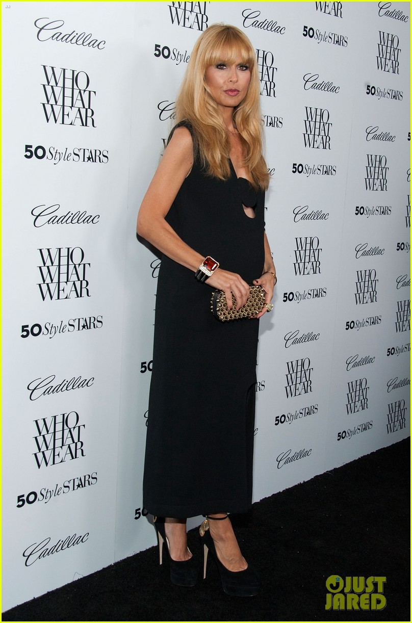 jessica alba nicole richie cadillacs 50 most fashionable women of 2013 18