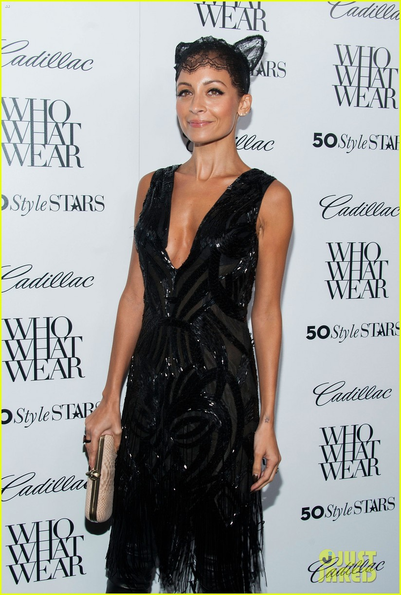 jessica alba nicole richie cadillacs 50 most fashionable women of 2013 23