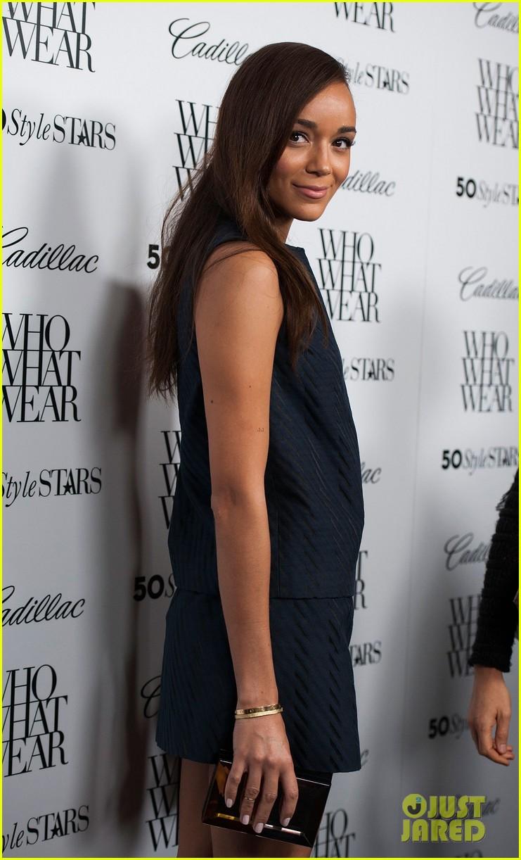jessica alba nicole richie cadillacs 50 most fashionable women of 2013 342978990