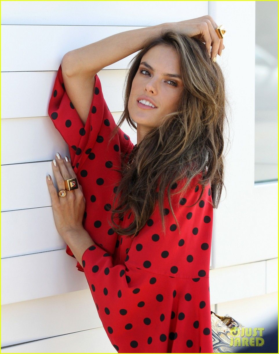 alessandra ambrosio goes glam for chanel photo shoot 022971494