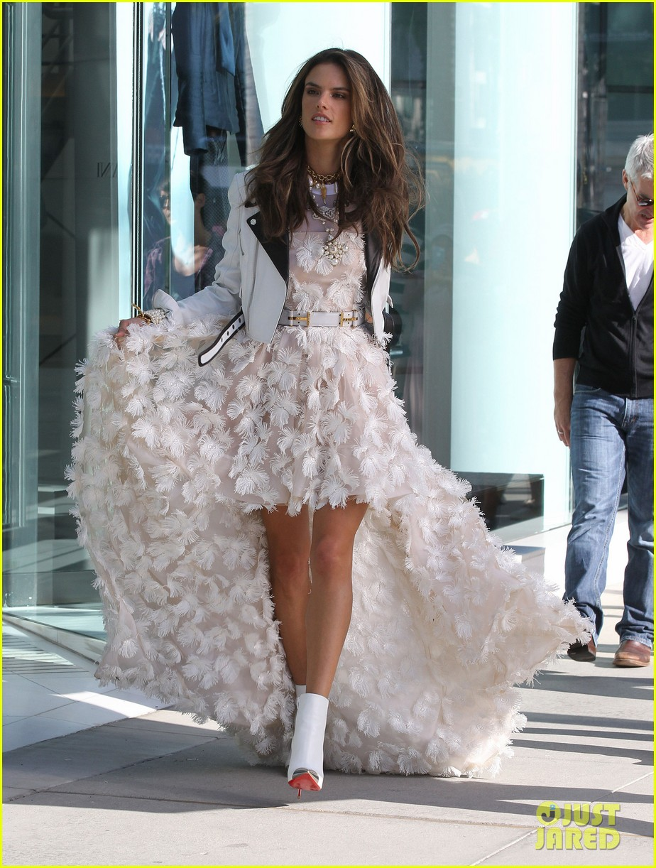 alessandra ambrosio goes glam for chanel photo shoot 032971495
