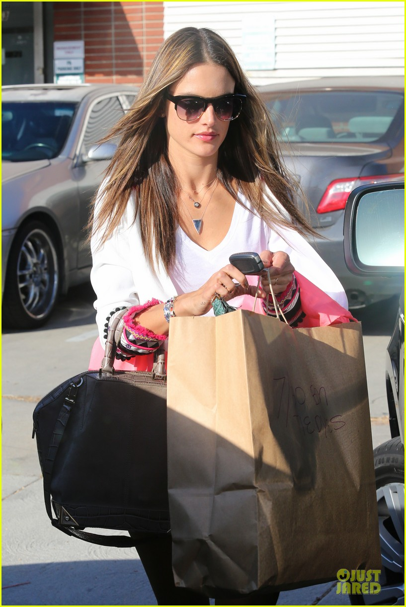 alessandra ambrosio time to think halloween costumes 142968199