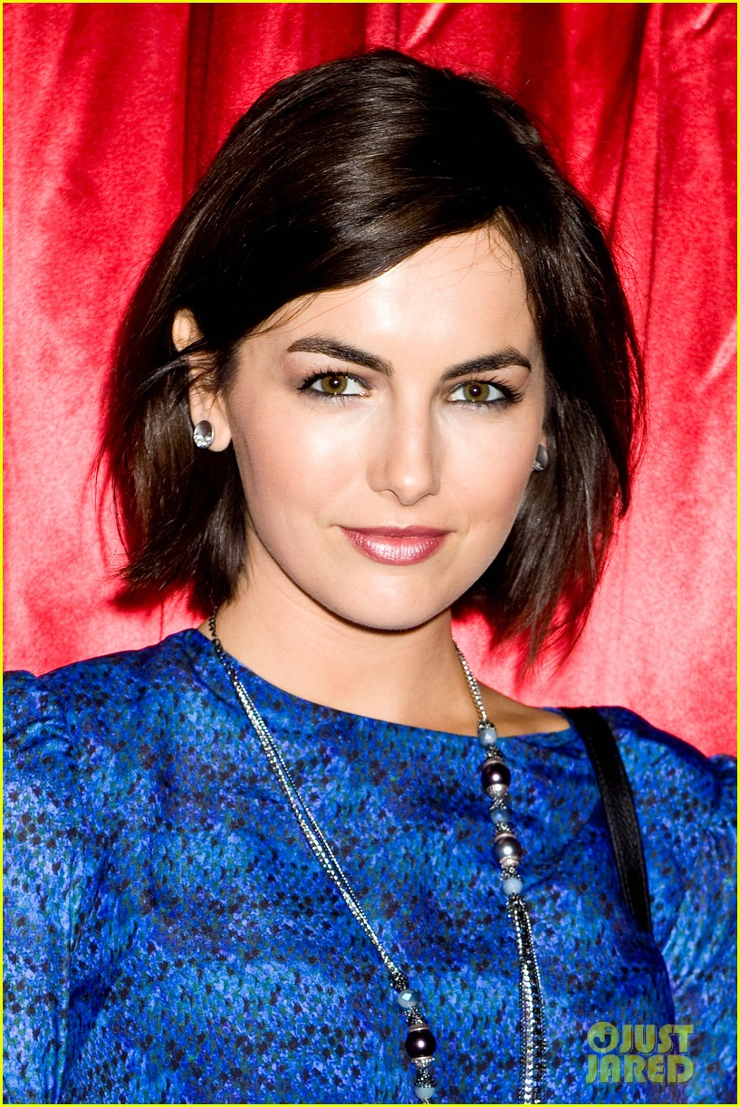 Camilla belle just jared