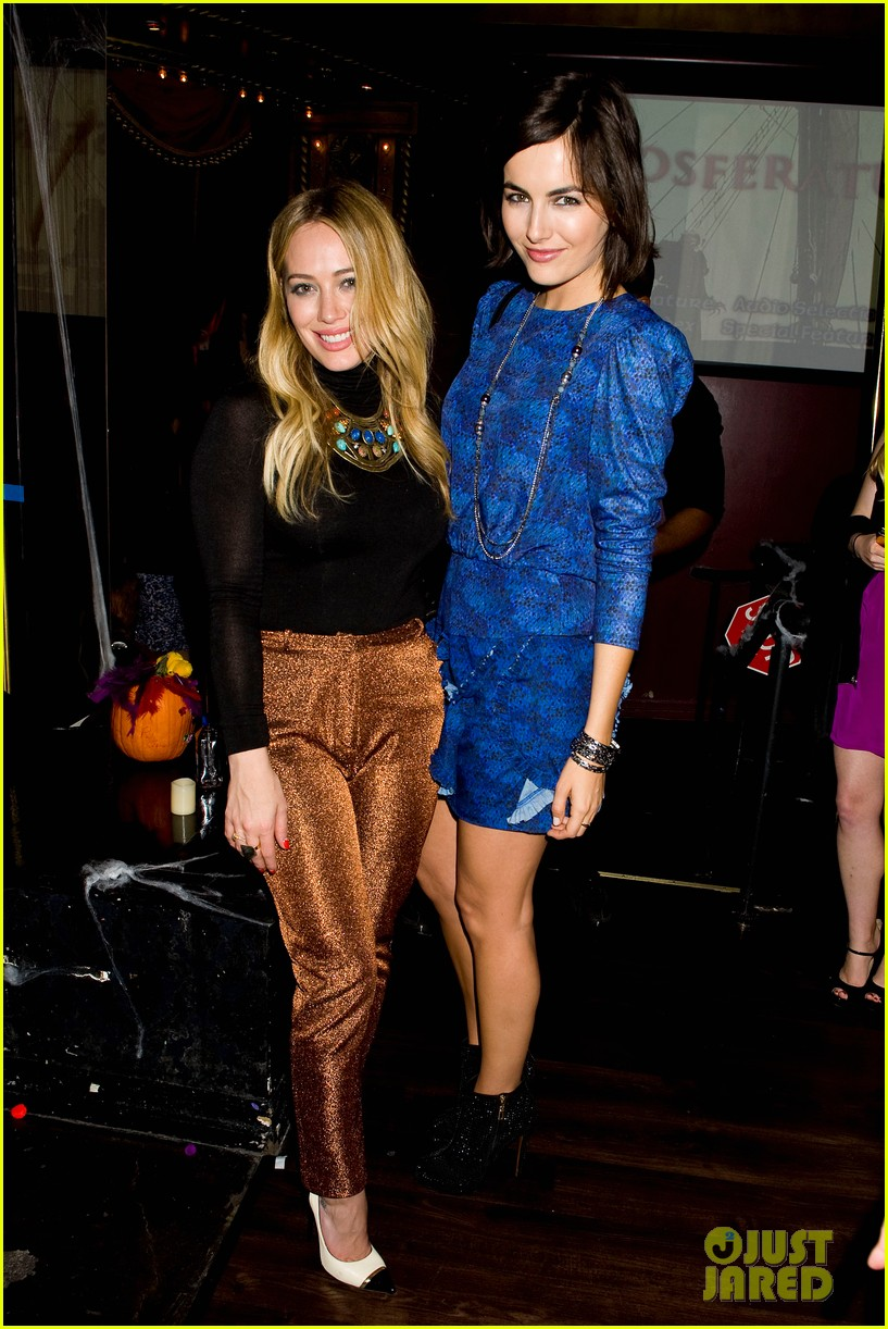 camilla belle just jared halloween party 2013 092979267