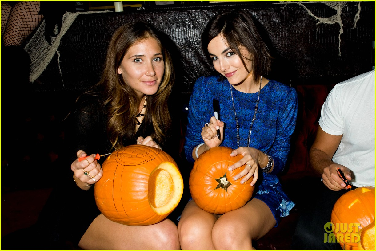 camilla belle just jared halloween party 2013 112979269