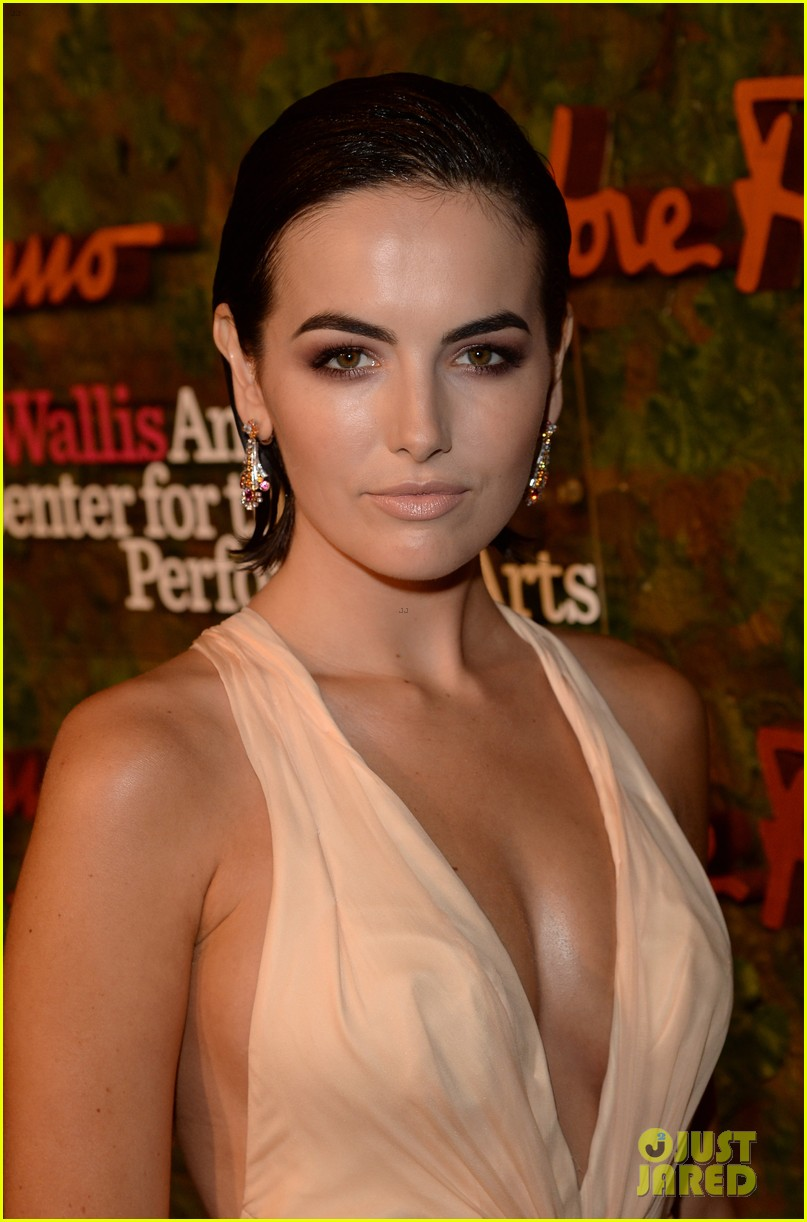 camilla belle joe jonas reunite at annenberg center gala 10