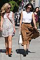rachel bilson urth caffe lunch with a gal pal 07