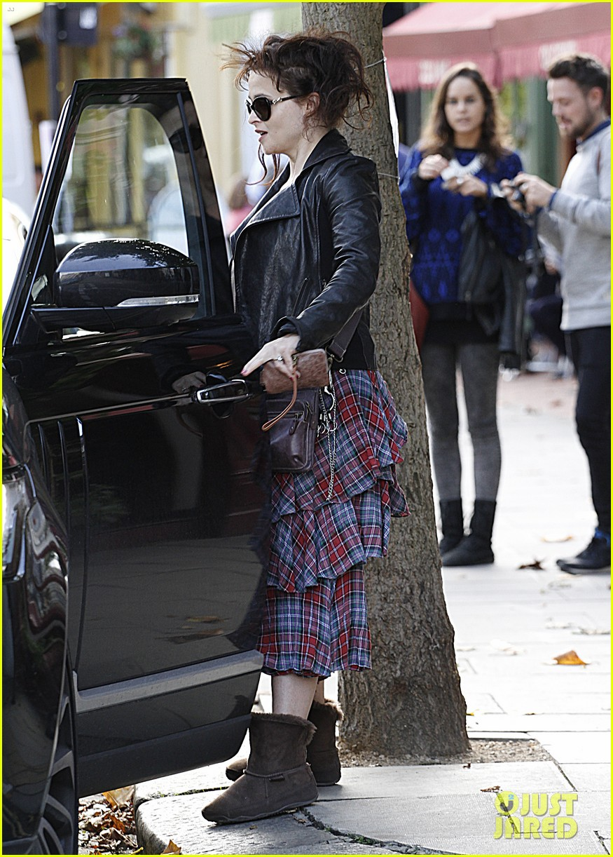 helena bonham carter steps out after tim burton cheating rumors 22