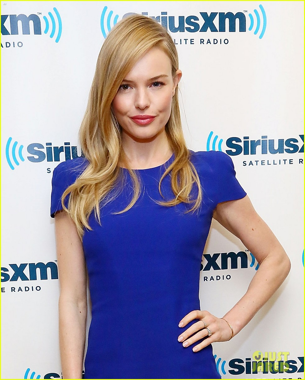 kate bosworth siriusxm radio stop with michael polish 022981779