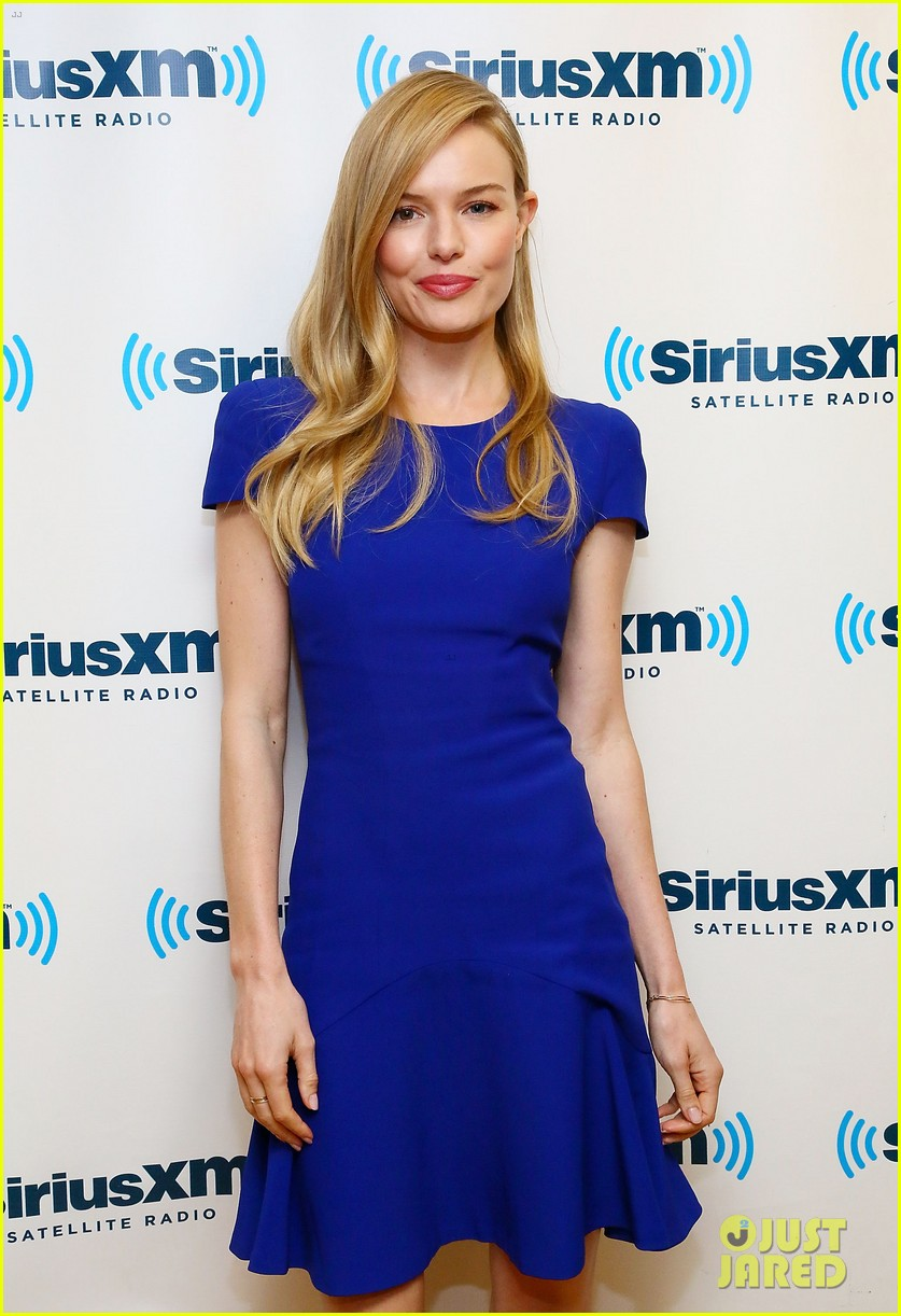 kate bosworth siriusxm radio stop with michael polish 052981782