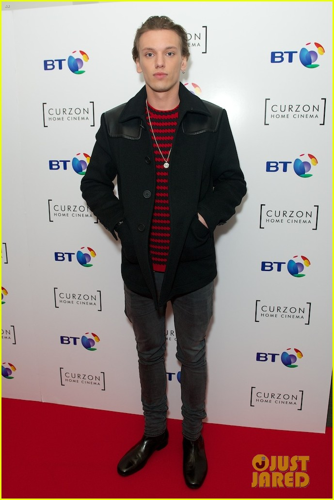jamie campbell bower selfish giant london screening 01