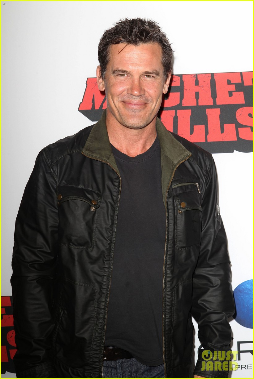 josh brolin works out attends machete kills premiere 172965766