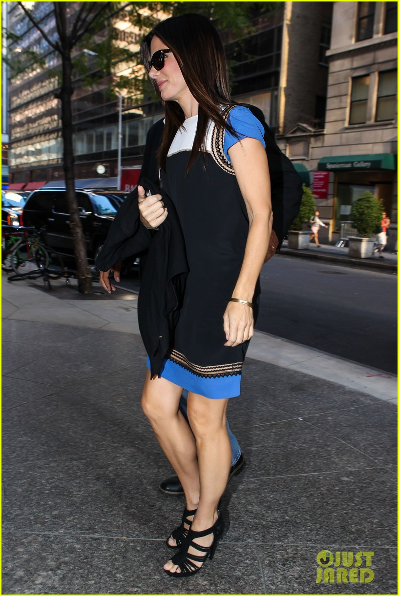 sandra bullock louis will be embarrassed by me in a few years 052963888