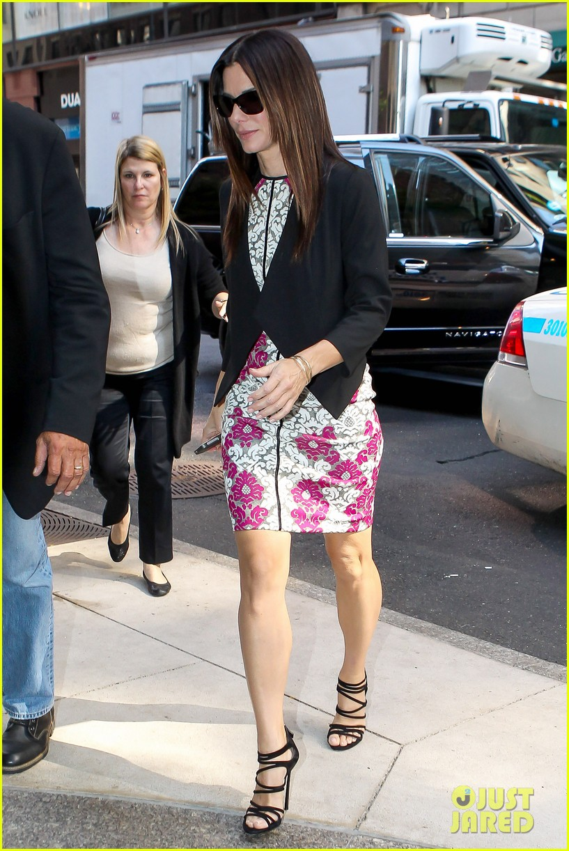 sandra bullock louis will be embarrassed by me in a few years 172963900